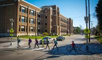 Creating Safer Routes to School Usint ArcGIS