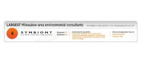 Milwaukee Business Journal 2017 Environmental Consulting