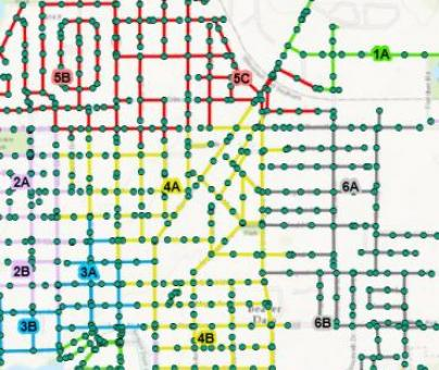CCTV GIS Sewer Collection System Analysis