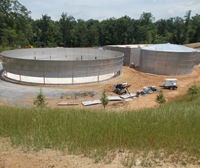 Turnkey Wastewater Pretreatment Facility