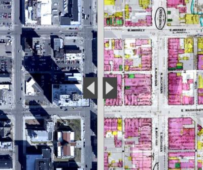 South Bend Brownfields Coalition Data Portal Inventory Mapping