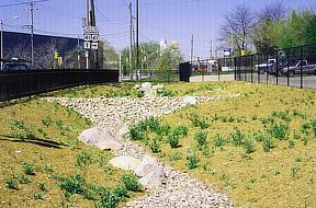 2005. Large-Scale Brewery Rain Garden and Bioretention Swale Project Wins Engineering Achievement Award