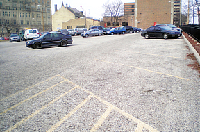 2005. MSOE Pervious Pavement Project Wins Concrete Design Award