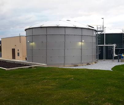 Confectionary Aerobic Wastewater Treatment Facility