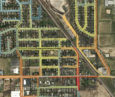 City of Watertown Sidewalk Improvement Geographic Analysis Study