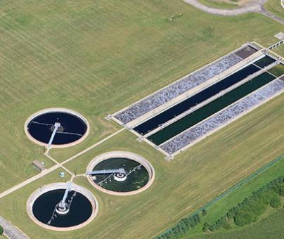 Biosolids Dewatering and Odor Control Systems