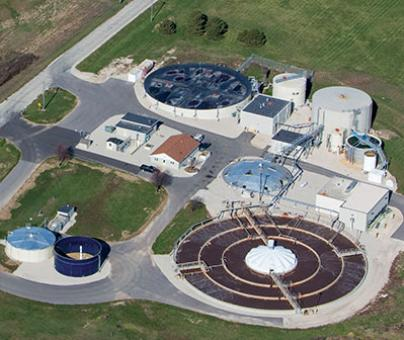 Grande Cheese Company Two-Phase Anaerobic Digester